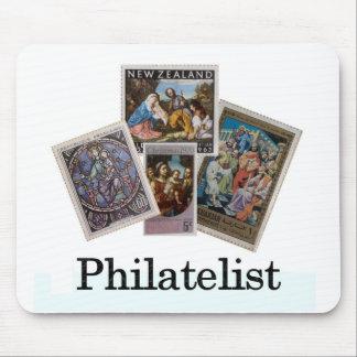 Philatelist 2 mouse pads