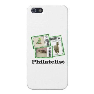 Philatelist 3 iPhone 5 case