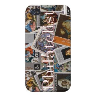 Philatelist 4 iPhone 4/4S cases