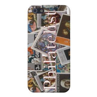 Philatelist 4 iPhone 5/5S covers