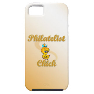 Philatelist Chick iPhone 5 Cover