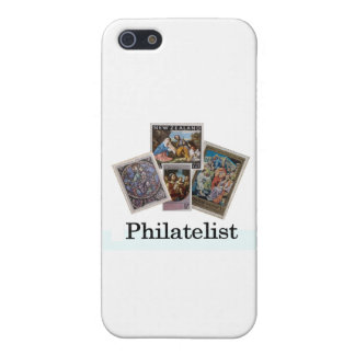 Philatelist I Cover For iPhone 5