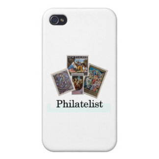 Philatelist I iPhone 4 Cases