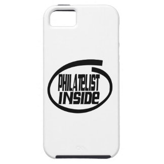 Philatelist Inside Case For iPhone 5/5S