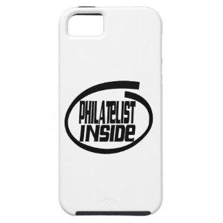 Philatelist Inside Case For iPhone 5/5S