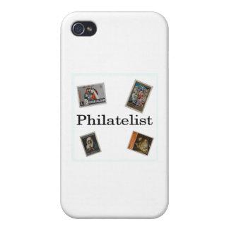 Philatelist Case For iPhone 4
