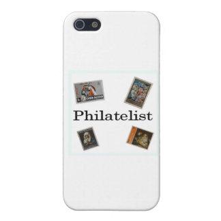 Philatelist iPhone 5 Cover
