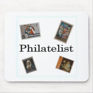Philatelist Mouse Pad