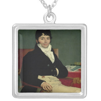 Philibert Riviere  1805 Silver Plated Necklace