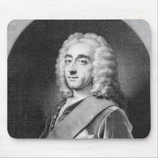 Philip Dormer Stanhope, engraved by John Simon Mouse Mat