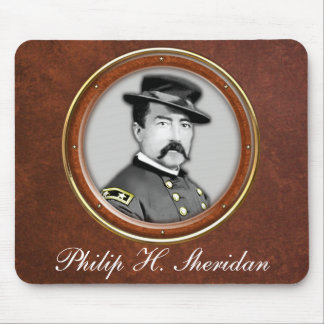 Philip Henry Sheridan Mouse Pad