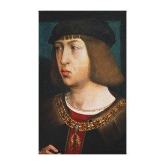 Philip I of Spain Canvas Print