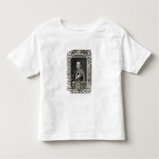 Philip II (1527-98) King of Spain from 1556, engra Toddler T-Shirt