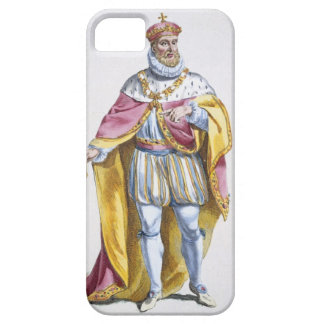 Philip II (1527-98) King of Spain from 'Receuil de Case For The iPhone 5