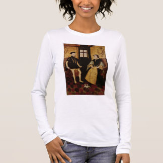 Philip II and Mary I, 1558 Long Sleeve T-Shirt