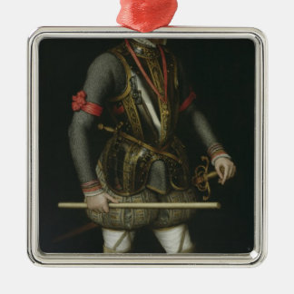 Philip II  of Spain Christmas Ornament