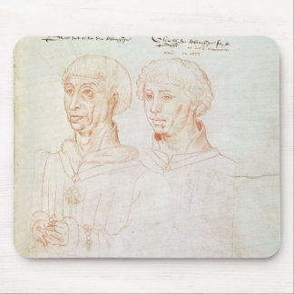 Philip III the Good Mouse Mat