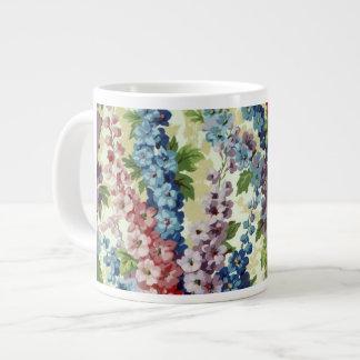 Philip Jacobs Fabric Delphinium Mug Jumbo Mug