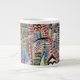 Philip Jacobs Fabric Feather Mug Jumbo Mug