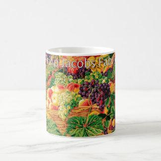 Philip Jacobs Fabric Market Baskets Mug