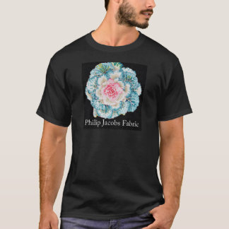 Philip Jacobs Fabric Men's Basic Dark T-Shirt