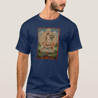 Philip Jacobs Fabric Tibetan White Tara T Shirt