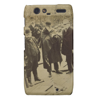 Philip Webb (1831-1915) During the Construction of Motorola Droid RAZR Covers