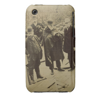 Philip Webb (1831-1915) During the Construction of iPhone 3 Cover