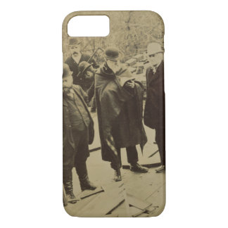 Philip Webb (1831-1915) During the Construction of iPhone 8/7 Case
