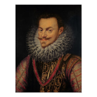 Philip William  Prince of Orange Poster