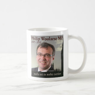 Philip Woolas MP 1997-2010 Coffee Mug