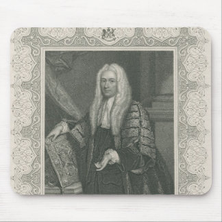 Philip Yorke Mouse Pad