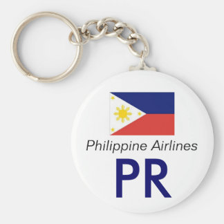 philipinesflag, PR, Philippine Airlines Key Ring