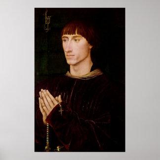 Philippe de Croy  Seigneur of Sempy Poster