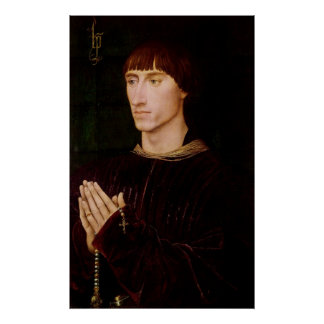 Philippe de Croy  Seigneur of Sempy Posters