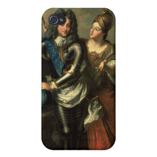 Philippe II d'Orleans the Regent of France iPhone 4 Cover