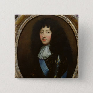 Philippe of France  Duke of Orleans 15 Cm Square Badge