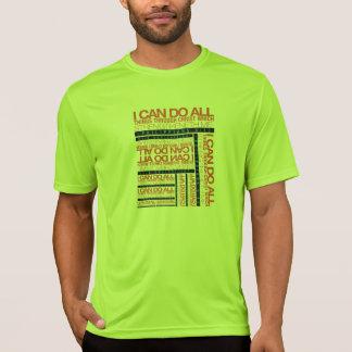 Philippians 4:13 Mens Sport-Tek Competitor T-Shirt
