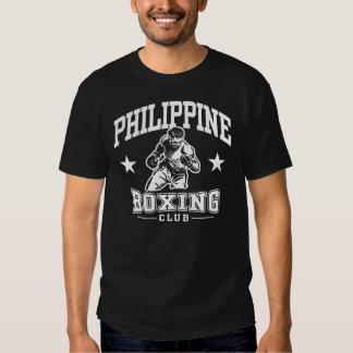 Philippine Boxing Tee Shirts