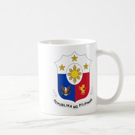 Philippine COA Coffee Mug