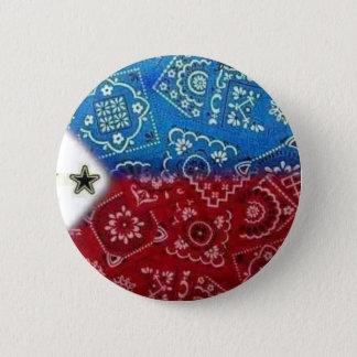 Philippine Flag 6 Cm Round Badge