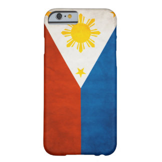 Philippine flag iPhone 6 case Barely There iPhone 6 Case