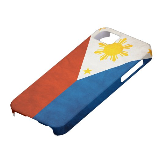 Philippine flag Iphone case