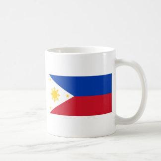 Philippine Flag, Philippine Islands National Flag Coffee Mug