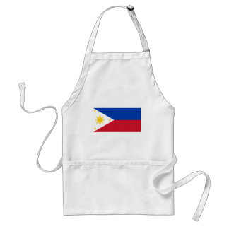 Philippine Flag, Philippine Islands National Flag Standard Apron
