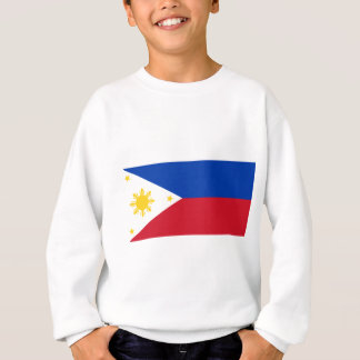 Philippine Flag, Philippine Islands National Flag Sweatshirt