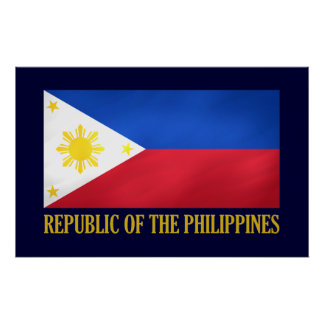 Philippine Flag Posters
