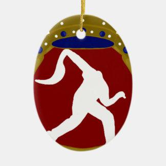 Philippine Jai Alai.png Christmas Ornament