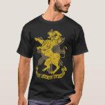 Philippine Lion Sun Flag Coat of Arms Vintage T-Shirt