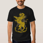 Philippine Lion Sun Flag Coat of Arms Vintage Tee Shirts